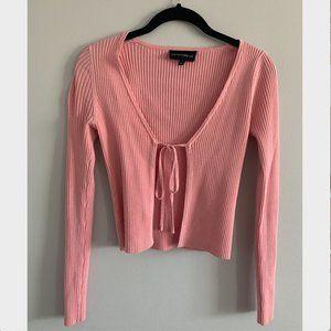 Trendy Pink Top